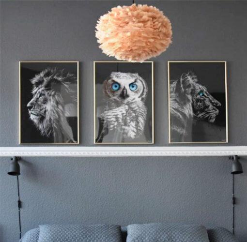 Plakater til Bolig Dyr