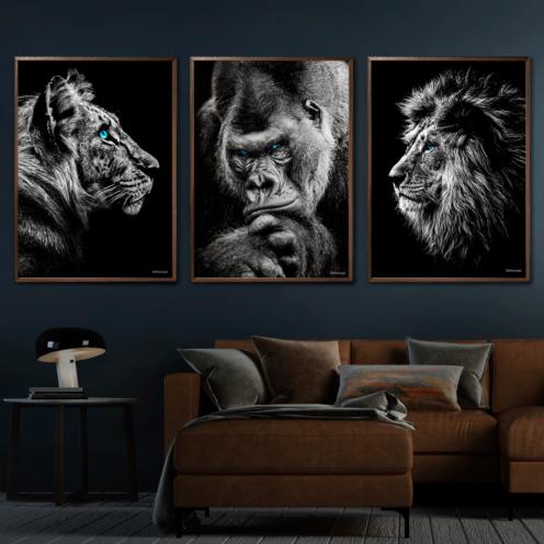 Gorilla Plakat