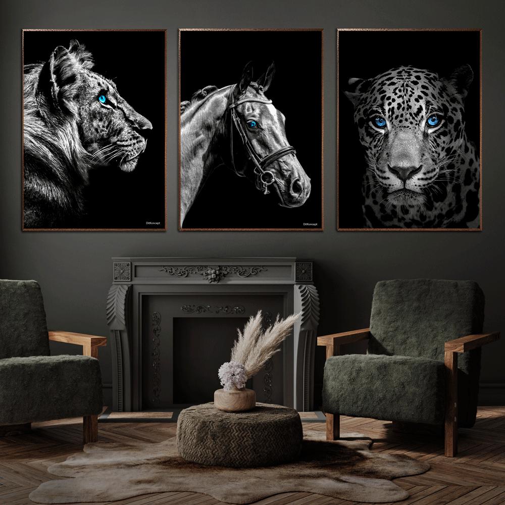 Tiger-Hest-Jaguar