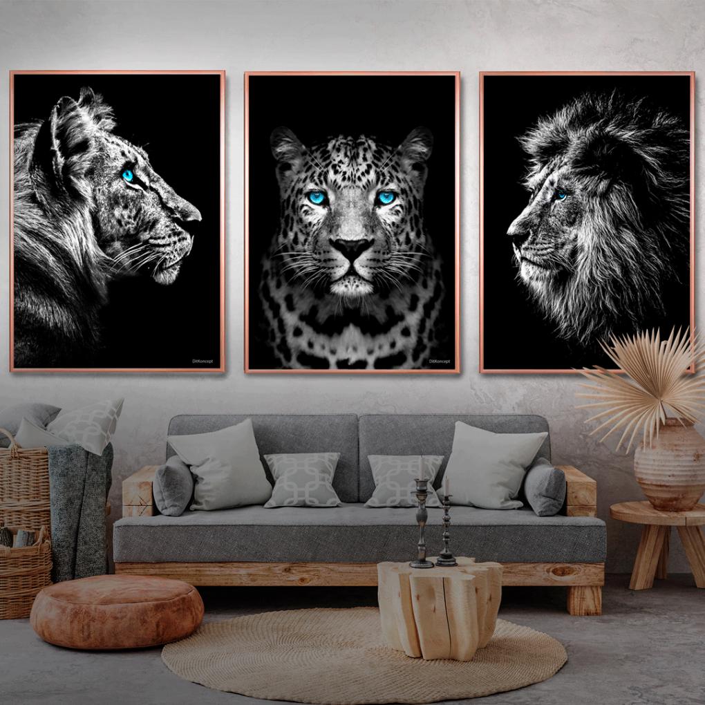 Gepard-Plakater