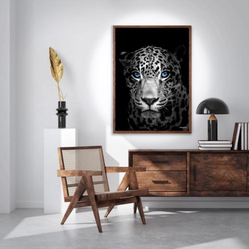 Jaguar-Plakat