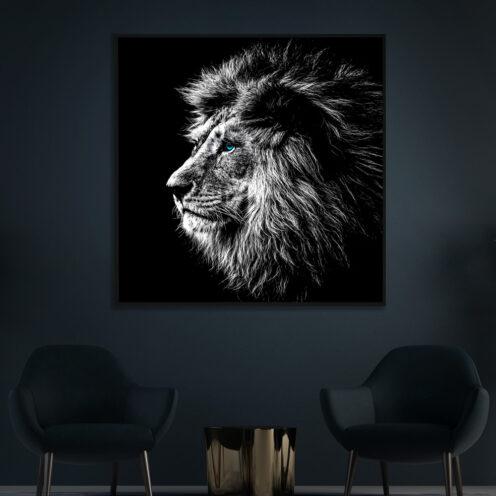 Løven-CANVAS