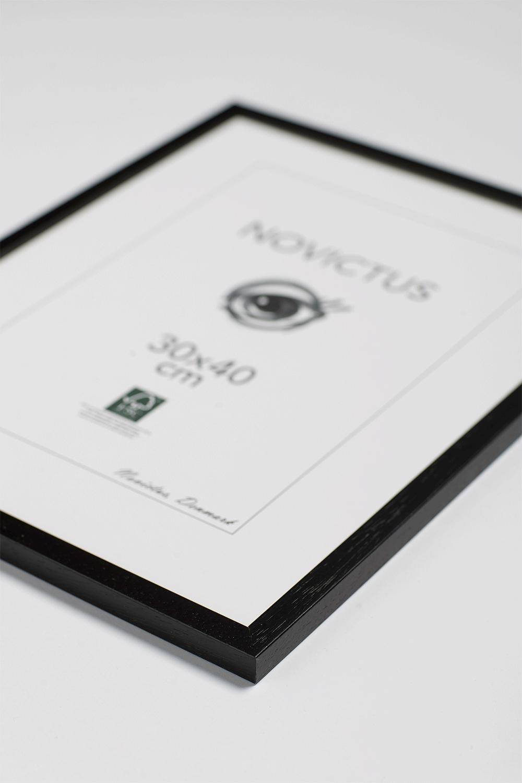 Plakatrammer-50X70CM-sort