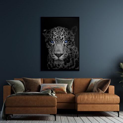 jaguar plakat