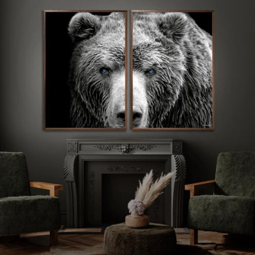 Bjørnen-2-delt
