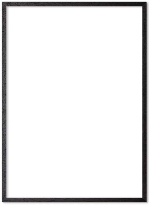 Sort-Plakatramme-50x70