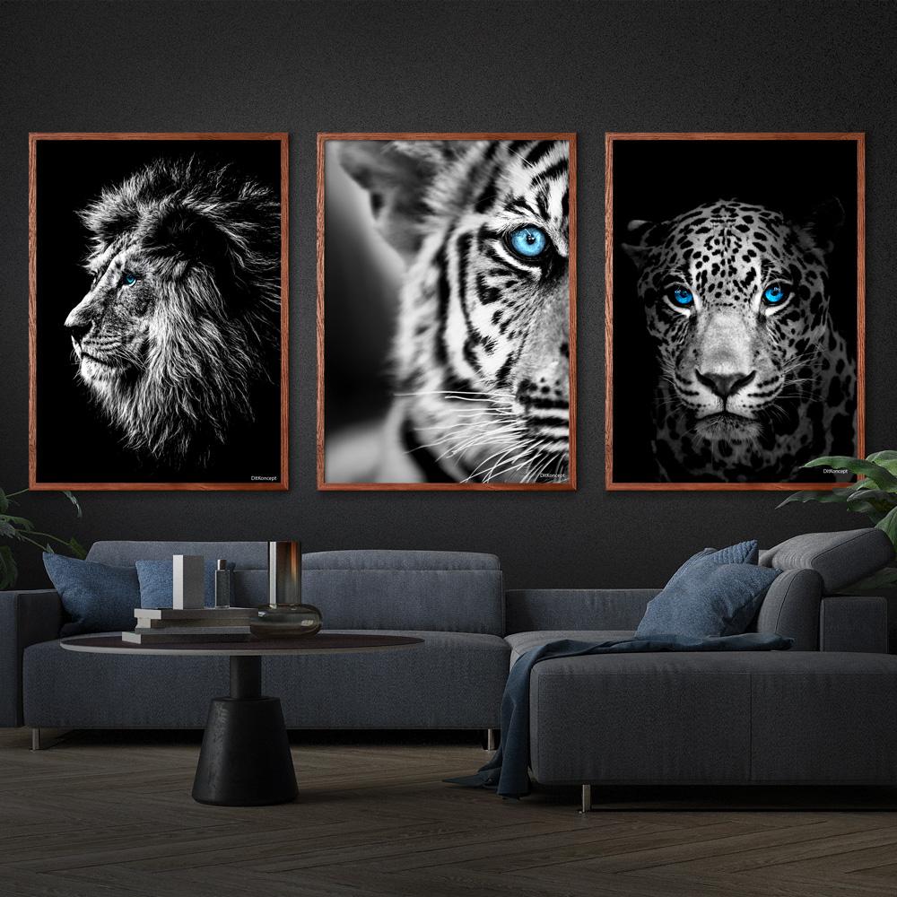 Løven-Tigerbarn-Jaguar