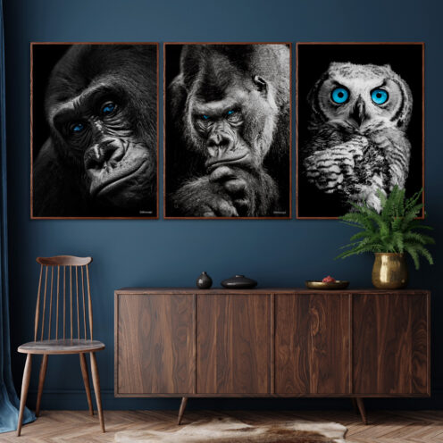 Gorilla-Close-Front-Gorilla-Og-Uglen